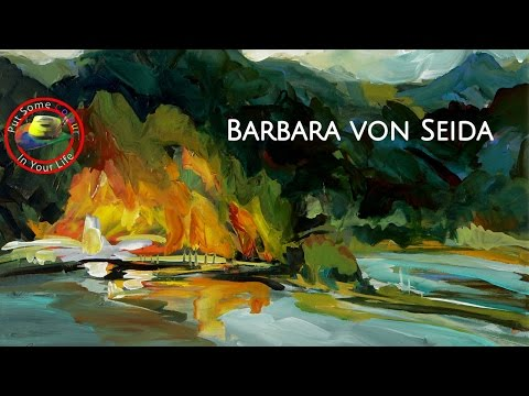 Testimonial - Barbara von Seida talks about her experience on Colour In Your Life
