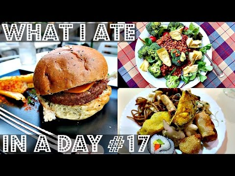 WHAT I EAT IN A DAY #17 (Vegan in Valencia, Spain) ♥ Cheap Lazy Vegan