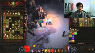 Diablo 3 RoS: How To Get Easy Legendaries, Split farming!