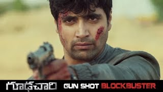 Goodachari Gun Shot Blockbuster Promo | Adivi Sesh | Sobhita Dhulipala | Prakash Raj