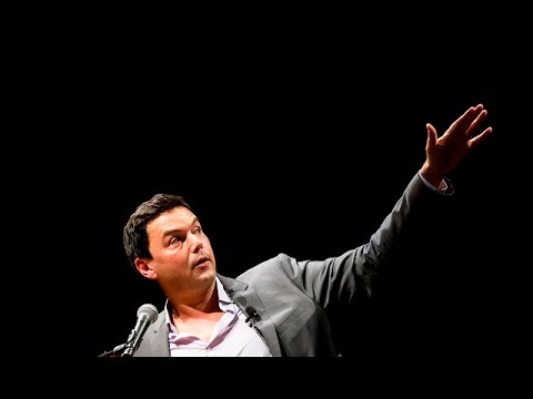 """2015 Arrow Lecture in Ethics and Leadership: Thomas Piketty """"Capital in the 21st Century"""""""