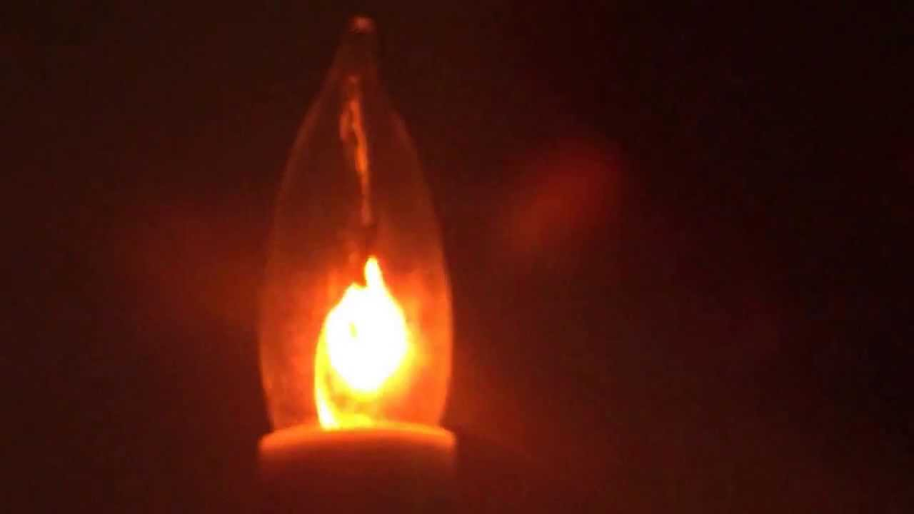 Flicker Flame Lights Youtube