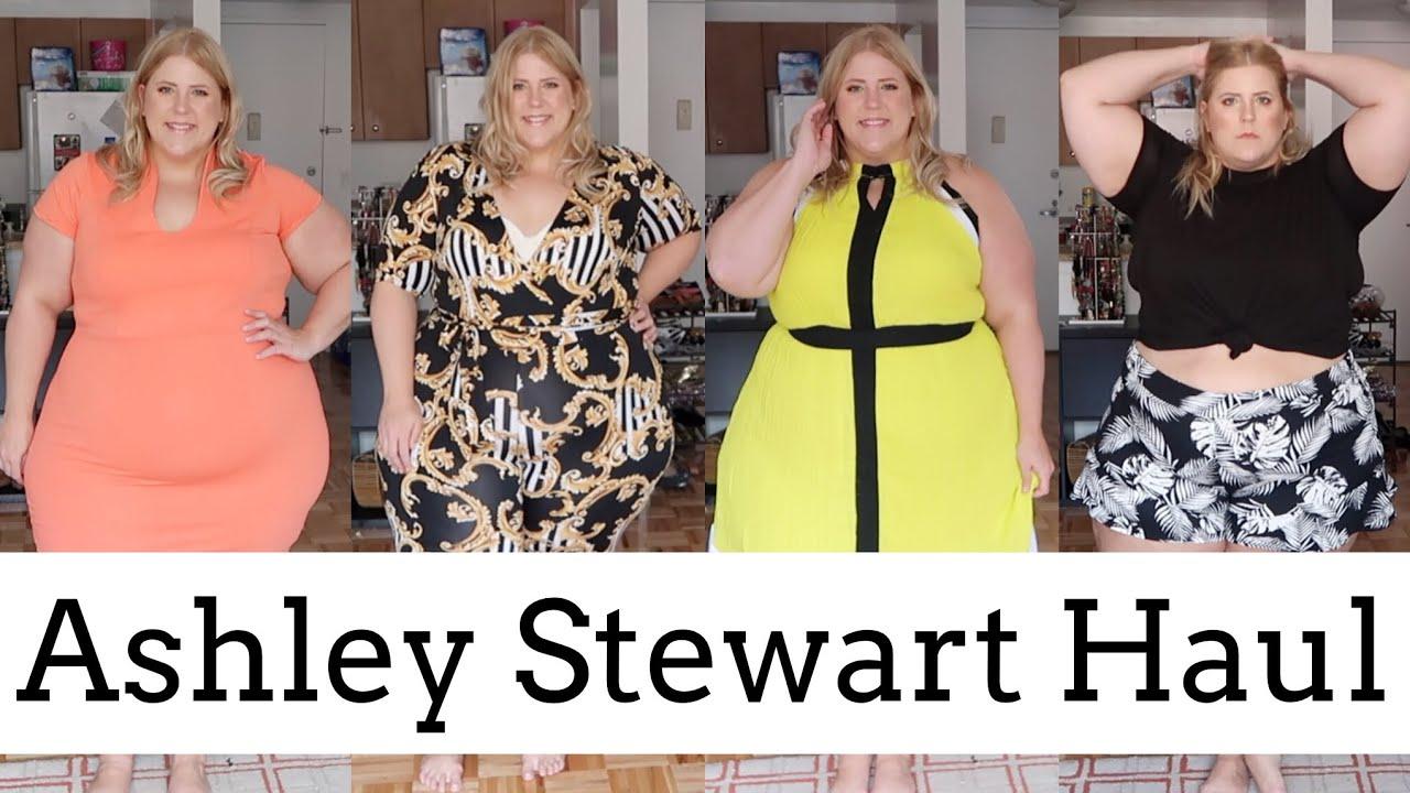ashley-stewart-spring-2018-haul