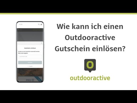 Wie Kann Ich Einen Outdooractive Gutschein Einlösen?
