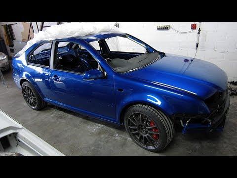 VolksWagen Jetta Mk4 Custom Coupe 4Motion R32 Twin Turbo Build Project