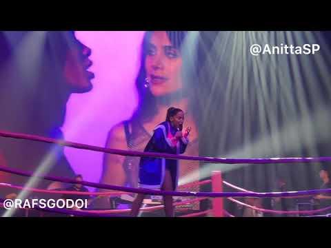 Anitta - Jacuzzi - PRIMEIRA PERFORMANCE AO VIVO - Festa Combatchy
