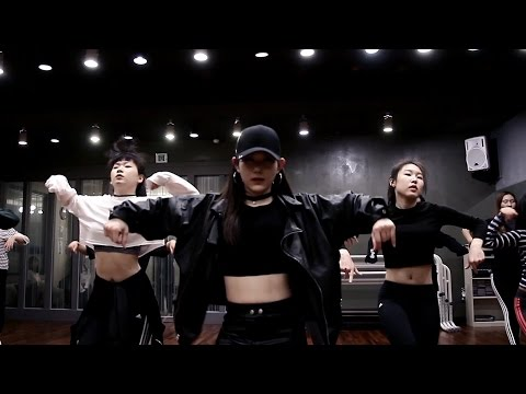 Beyonce - Crazy In Love   BisMe Choreography