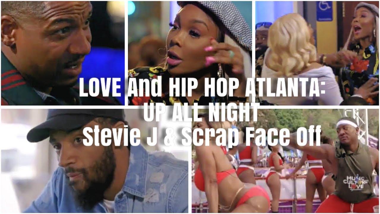 Download LOVE AND HIP HOP ATLANTA   SEASON 8 EPISODE 12   UP ALL NIGHT   STEVIE J VS SCRAP DELEON   REVIEW