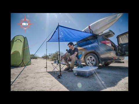 Living & Traveling In A Rav4 SUV ~ True Intelligent Minimalist Tiny House