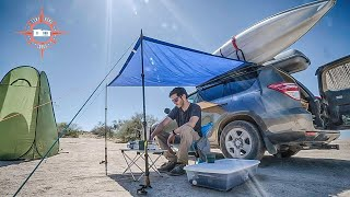 Living & Traveling In A Rav4 SUV ~ True Intelligent Minimalist Tiny House