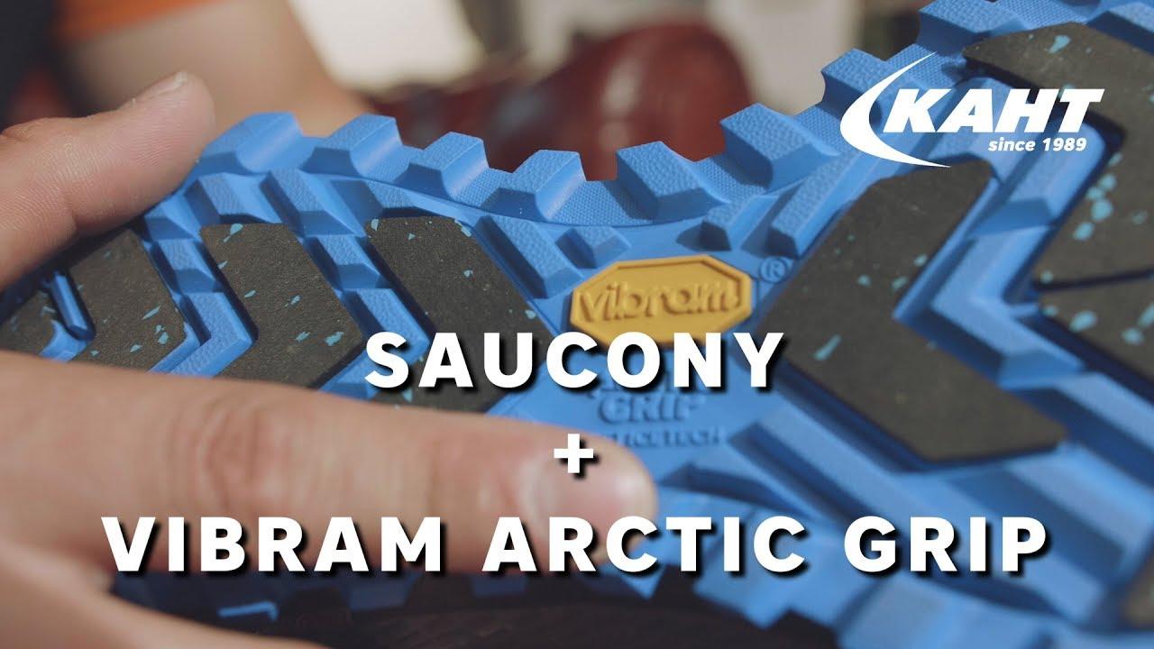 Почему Arctic Grip — пожалуй, лучшая технология для зимних подошв?