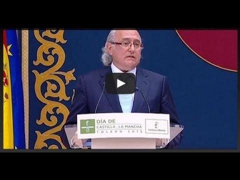 Fundación César Egido Serrano - César Egido ensalza el cariño por la región de los premiados