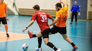Nocna Liga Futsalu: Orzeł Sypniewo - Farmaceuci