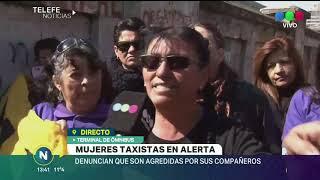 MUJERES TAXISTAS DENUNCIAN AGRESIONES DE SUS COMPAÑEROS EN LA TERMINAL DE ÓMNIBUS