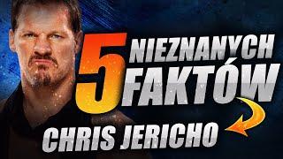 WWE   5 Ciekawostek Na Temat CHRISA JERICHO!