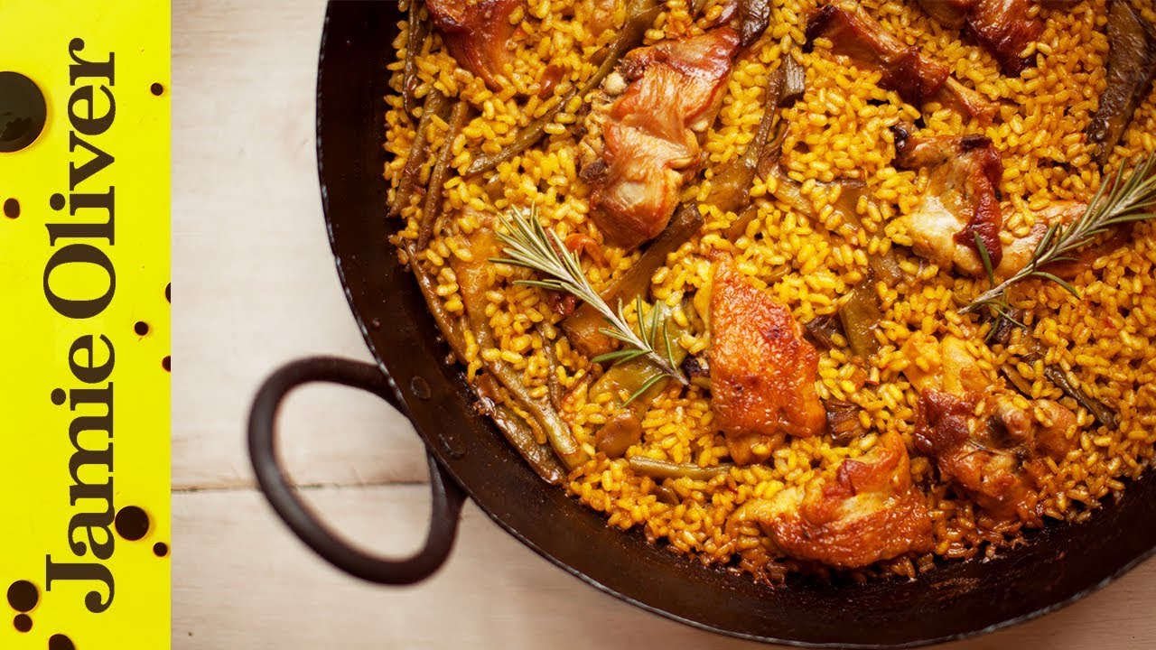 How To Make Spanish Paella Omar Allibhoy Youtube