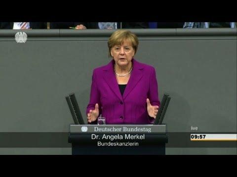 Merkel: a 'qualified majority' is needed for Junker vote