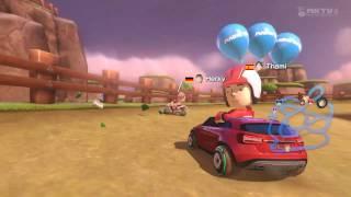 Wii U - Mario Kart 8 - (N64) Valle de Yoshi