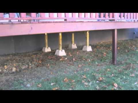 Sinking Slab Concrete Repair Sunken Floor Foundation