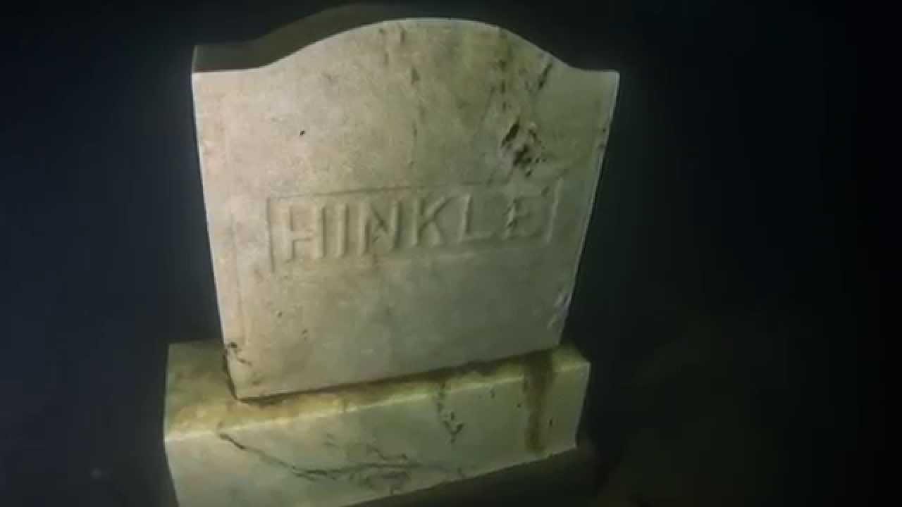 Dive Into Deliverance Mt Carmel Cemetery Lake Jocassee Youtube