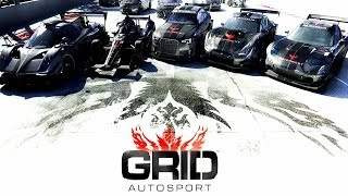 GRID Autosport - PS3 Gameplay