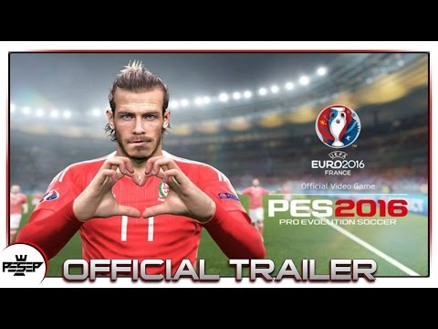 PES 2016 – UEFA EURO 2016 Launch Trailer.
