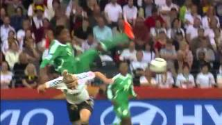 Women's World Cup, 2011, Germany vs Nigeria