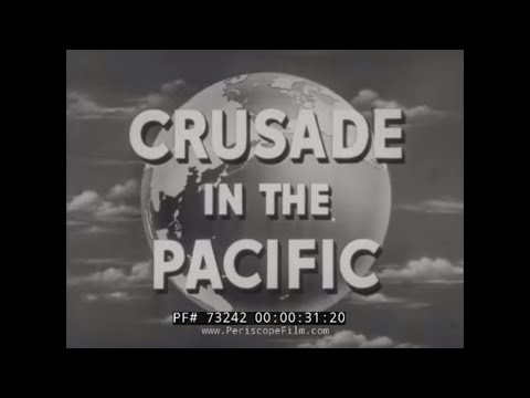 """CRUSADE IN THE PACIFIC TV SHOW EPISODE 5 """"The U.S. and the Philippines"""" 73242"""
