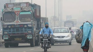 В загрязнении воздуха в Дели виновно растущее население