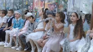 """Новогодний утренник 2019г. Детский сад 114. Группа """"Рыбки"""""""