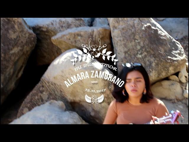 Mi Buen Amor - Mon Laferte (Almara Zamorano Ukulele Cover)