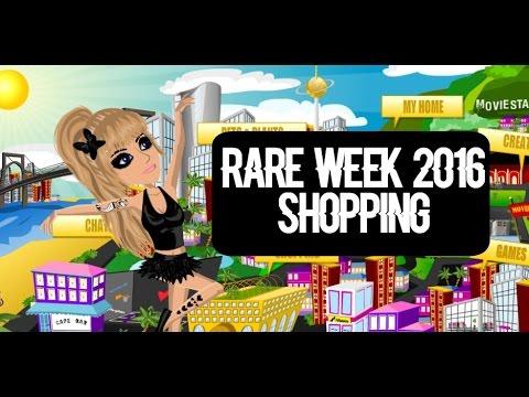 Rare Week 2016 Shopping - MSP