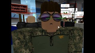 ROBLOX Trolling: Triggered SEAL!!!
