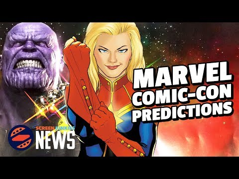 Marvel's Comic-Con Panel - What to Expect!
