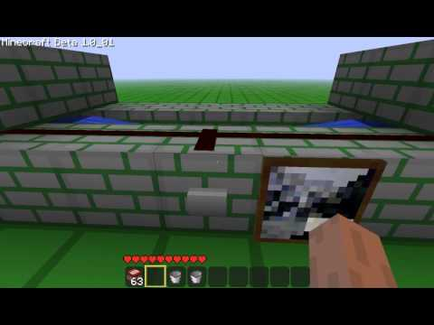 how to get the painting you want in minecraft