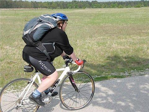 cuanto peso se pierde andando en bicicleta