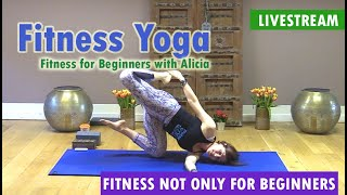 Fitness Yoga | Yoga not only for Beginners