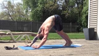 Hip/ low back healing yoga flow