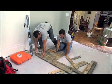 Wooden Pallets  Kitchen Cousins  HGTV Asia