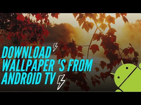 Download Android TV Lockscreen Wallpapers