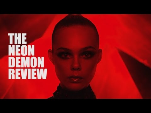 """WHAT HAPPENED TO THE """"DRIVE"""" DIRECTOR?? The Neon Demon review, Nicolas Winding Refn, Elle Fanning"""