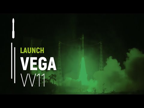 Arianespace Flight VV11 / MOHAMMED VI – A satellite