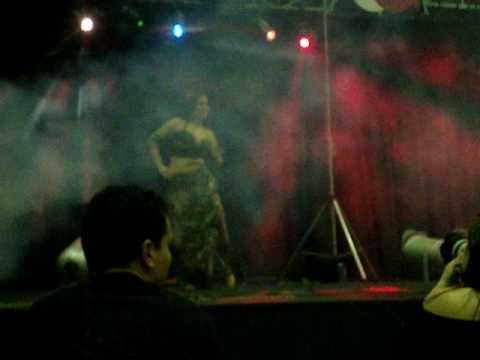 Ana Claudia Borges - II Concurso de Dança do Ventr...