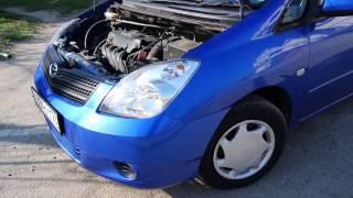 Toyota Corolla Spacio 2002 год мини-обзор