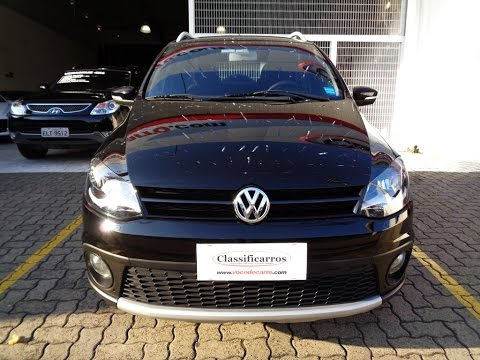 Volkswagen Crossfox 1.6 8v (Flex) - 2011