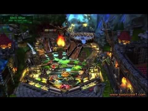 Zen Pinball 2: Castle Storm