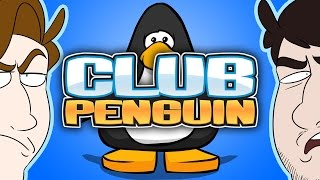 2 GROWN ASS MEN PLAY CLUB PENGUIN