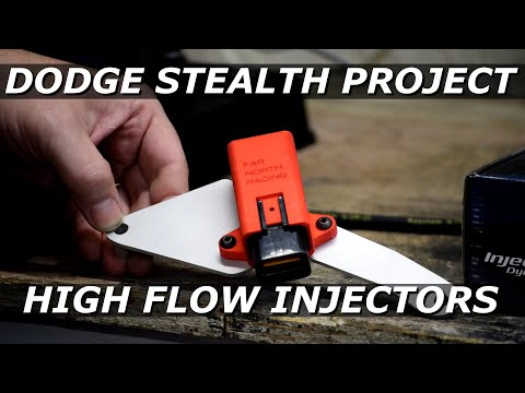 FNR Stealth Project Ep1 - Wiring Injector Dynamics High Impedence Injectors