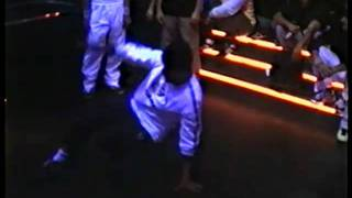 Palladium - Halloween 1999 - Break dance