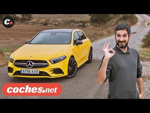 Mercedes-AMG A35 4Matic   Prueba / Test / Review en español   coches.net